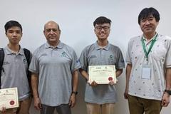 Vietnamese student's product wins IEEE SEACAS Hackathon 2019
