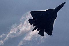 Chiến cơ tối tân Nga Su-57 rơi, bốc cháy ngùn ngụt