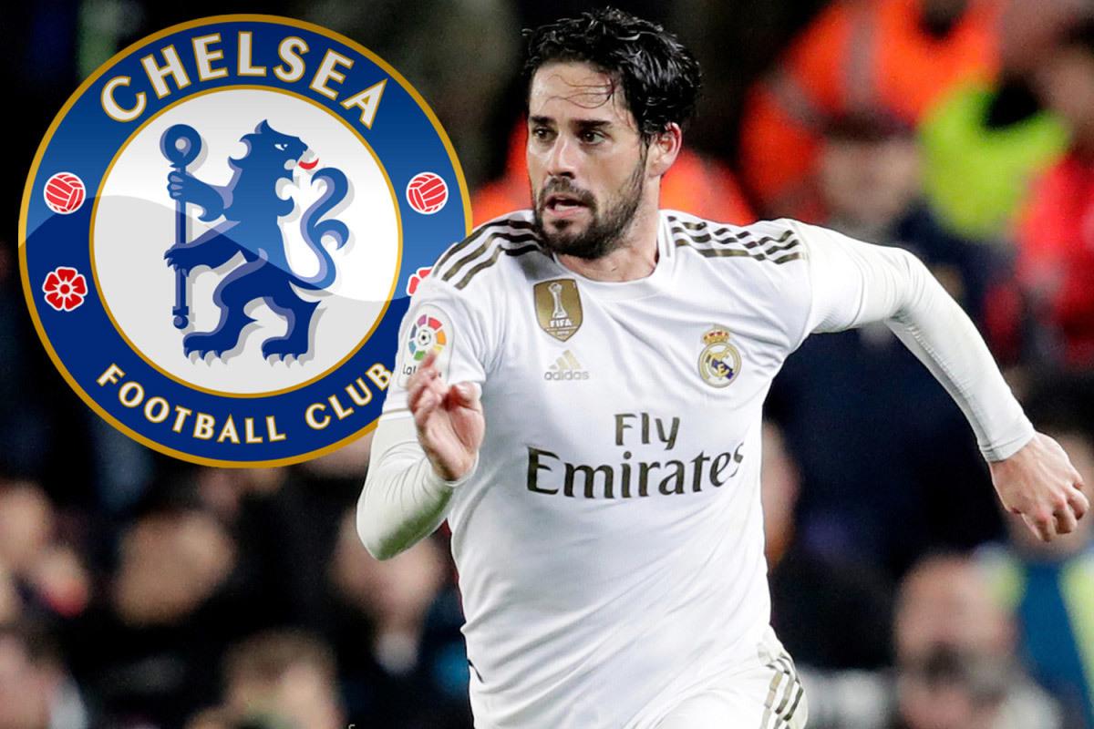 MU đàm phán Vidal, Chelsea chiêu mộ Isco