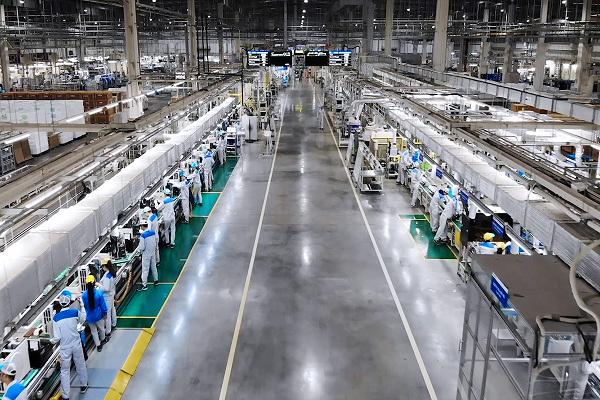 Bên trong nhà máy sản xuất điều hòa 'chuẩn Nhật' ở Việt Nam