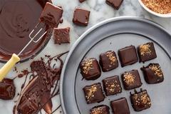 Mách bạn cách ăn socola vẫn giảm cân đốt mỡ hiệu quả