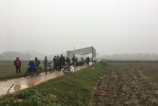 Dân Sóc Sơn lại dựng lều chặn xe vào bãi rác lớn nhất thủ đô