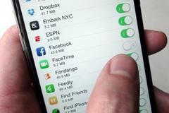 Cách tìm ra thủ phạm ngốn nhiều dữ liệu 3G/4G nhất trên iPhone