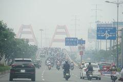 Sở GTVT TP.HCM đề xuất xịt rửa đường, cho thuê xe đạp để giảm ô nhiễm