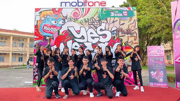 Học sinh rực rỡ lửa thanh xuân với cuộc thi Dancefest - Dân Vũ Yes We Can