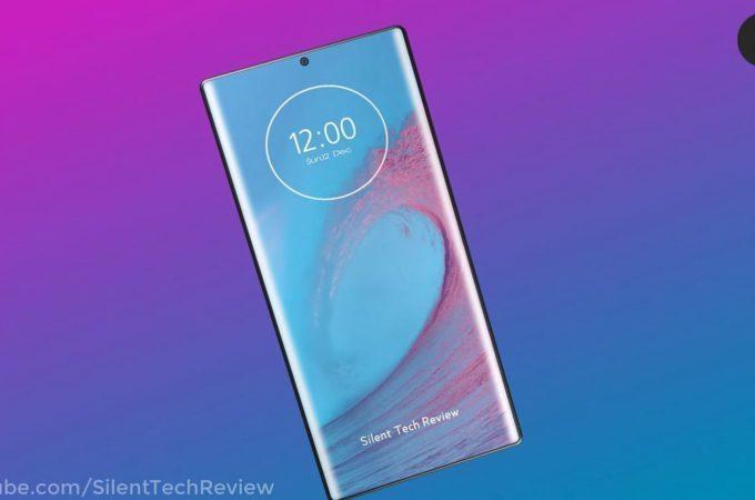 Sony sẽ trở lại với mẫu Xperia 6 5G đẹp choáng ngợp?