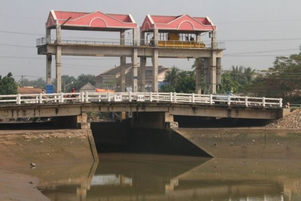 Saltwater enters Mekong Delta rivers earlier than normal