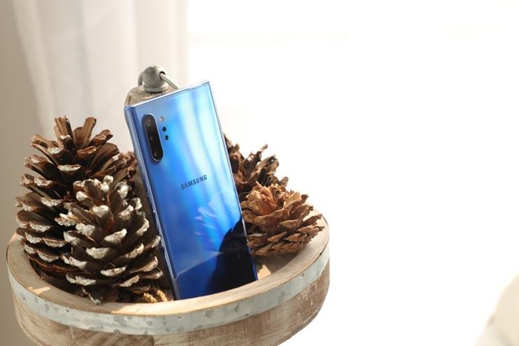 Vì sao Galaxy Note10 Blue là món quà phù hợp dịp cuối năm?