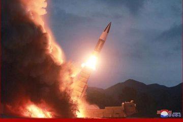 Mỹ cảnh báo các hãng hàng không về nguy cơ Triều Tiên phóng tên lửa
