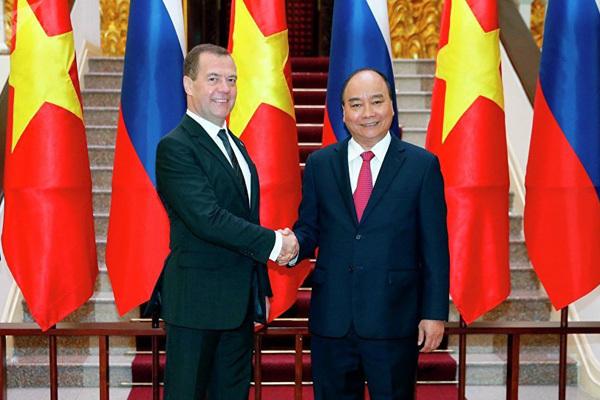 Nga ủng hộ doanh nghiệp dầu khí tham gia các dự án trên vùng biển Việt Nam