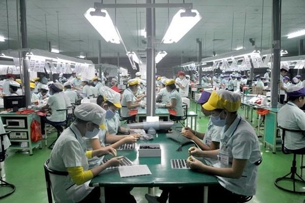 CNHT đóng vai trò chính trong chuyển dịch cơ cấu kinh tế của Ninh Bình
