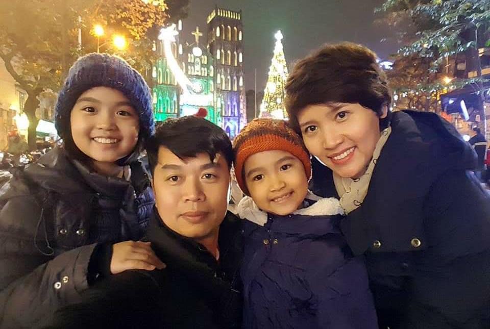 Người Hà Nội trong đêm Giáng sinh an lành