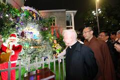 Giáng sinh đặc biệt ở Giáo xứ Hòn Gai