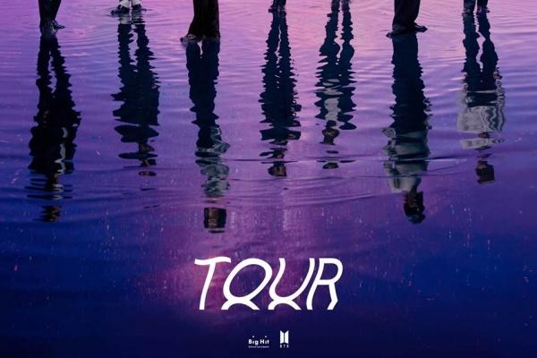 Sau 'Boy With Luv', BTS úp mở về tour diễn mới đầu năm 2020
