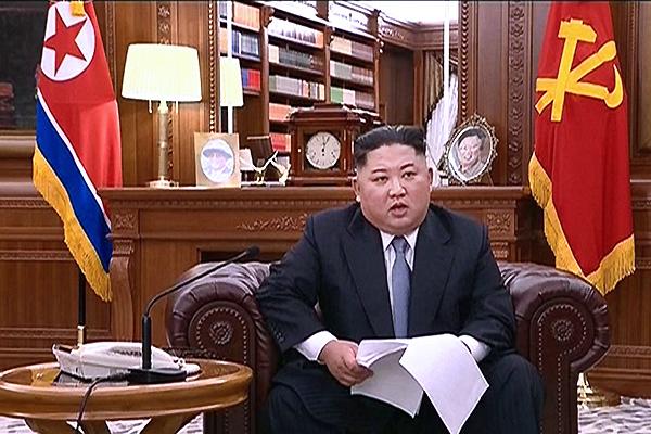 Tín hiệu bị bỏ lỡ trong bài phát biểu năm mới 2019 của Kim Jong Un