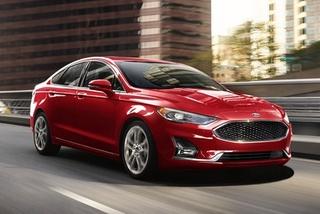 Hơn 600.000 xe Ford có nguy cơ mất áp lực phanh