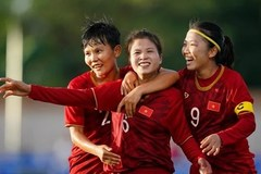 Vietnamese women's team prepare for Olympics qualifiers