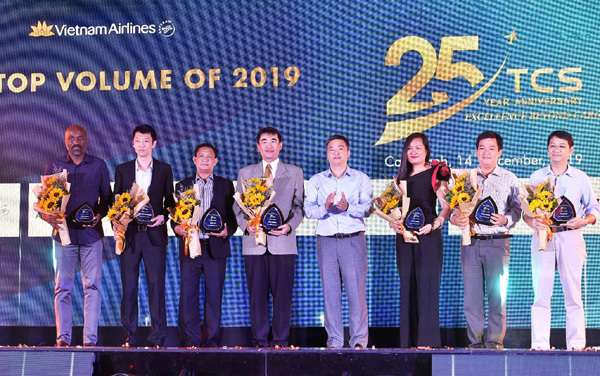 Dịch vụ hàng hóa Tân Sơn Nhất, 25 năm 'vàng son'