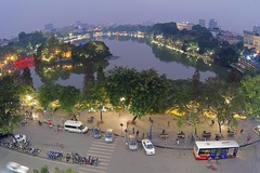 Hanoi strives to preserve its lakes