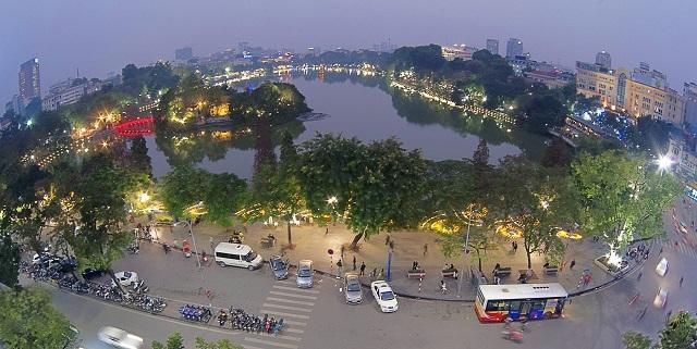 Hanoi strives to preserve its lakes