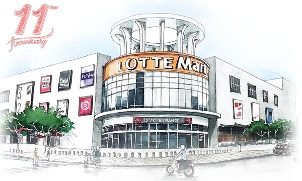 Lotte Mart - 11 năm vì người tiêu dùng Việt