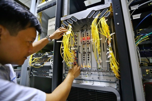Undersea cables' breakdown affects Internet connections in Vietnam
