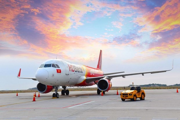 Vietjet launches HCM City-Pattaya route