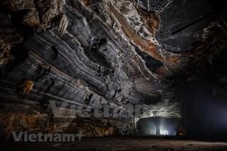 Tien cave in Quang Binh
