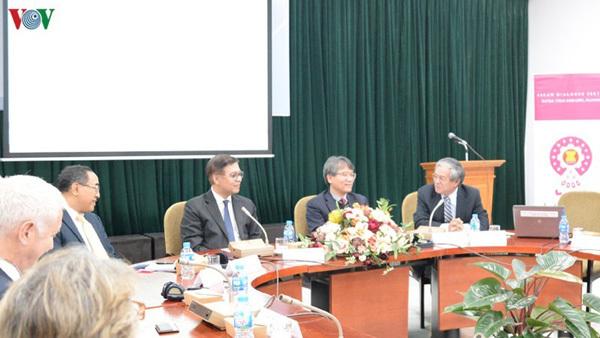 Thailand,Sihasak Puangketkaew,ASEAN chairmanship