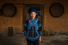 Portraits of ethnic people win photography competition