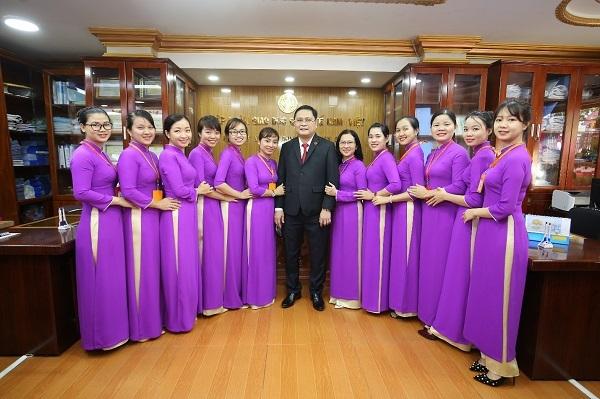 Tập đoàn Giáo dục Quốc tế Nam Việt đầu tư cơ sở mới