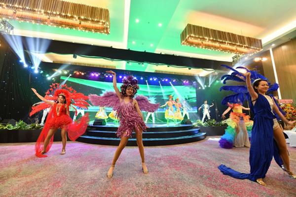 Lễ ra mắt 'đánh thức mọi giác quan' của L'Alyana Senses World Phú Quốc