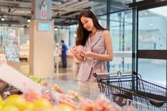 Truy xuất nguồn gốc thực phẩm sạch, bà nội trợ có… công nghệ Blockchain