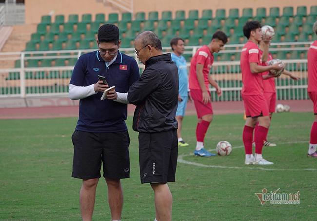 U23 Việt Nam: Thầy Park có vũ khí mới, yên tâm chiến U23 châu Á