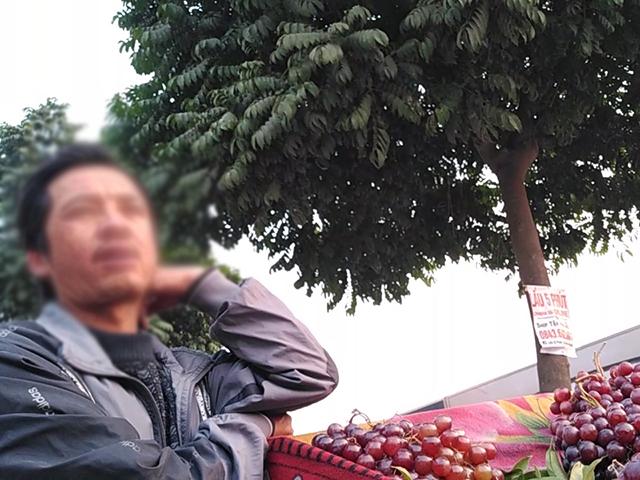 'Nho Ninh Thuận' bán đầy đường Hà Nội, sự thật thế nào?