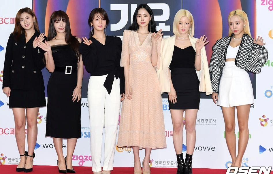 Sao Hàn,BTS,TWICE,AOA,MAMAMOO
