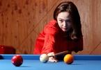 Nữ cơ thủ Hàn Quốc được mệnh danh là mỹ nhân không tuổi