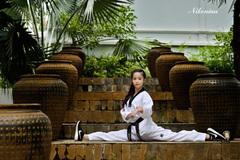 Chuyện ít biết về 'hoa khôi làng võ' Châu Tuyết Vân