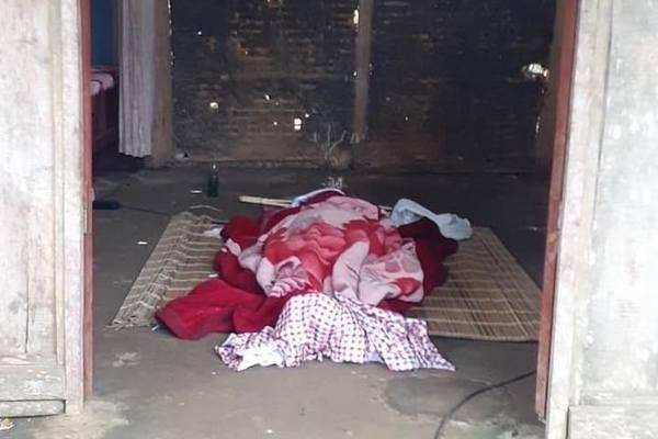 Vụ giết 5 người ở Thái Nguyên: Nghi phạm chém cả vợ và anh rể