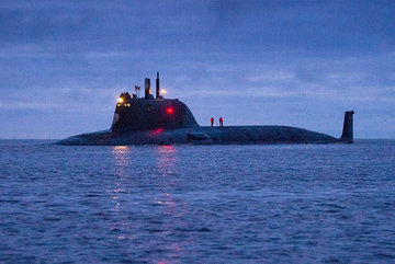 Nga hạ thủy tàu ngầm thế hệ 4 'chết chóc' nhất