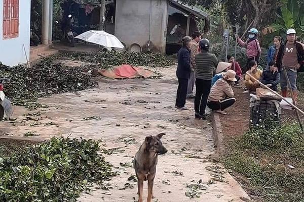 Đối tượng nghi ngáo đá đâm chết 5 người ở Thái Nguyên