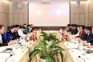 Vietnamese, Lao legislatures step up cooperation in ethnic affairs