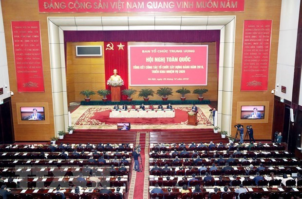 Communist Party of Vietnam,Party building work,Party Central Committees Organisation Commission,13th National Party Congress,Vietnam,Viet Nam News
