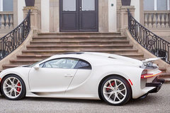 Bugatti Chiron phiên bản giới hạn một chiếc trên toàn cầu