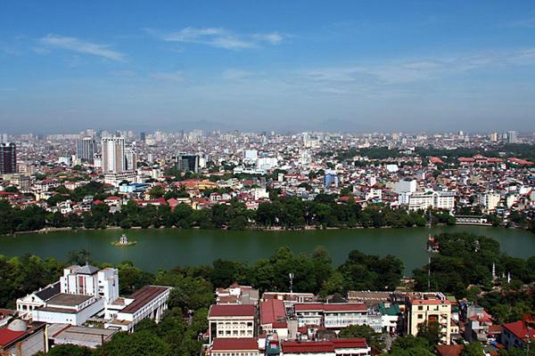 Hà Nội có bảng giá đất mới, 'đất vàng' khu Bờ Hồ gần 188 triệu đồng/m2