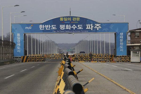 Lính Mỹ ở Hàn Quốc báo động cao