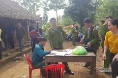 Hiện trường vụ án mạng 5 người chết ở Thái Nguyên