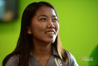 Huỳnh Như và giây phút quyết tâm mang vinh quang về cho Tổ quốc