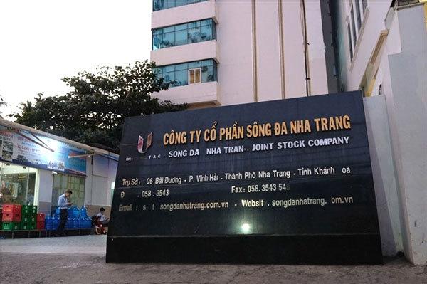 Khanh Hoa,Song Da Nha Trang JSC,former general director,fraud,arrested