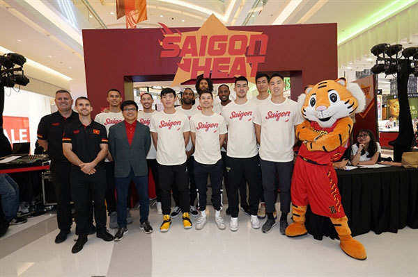 After VBA glory, Saigon Heat ready to conquer ABL
